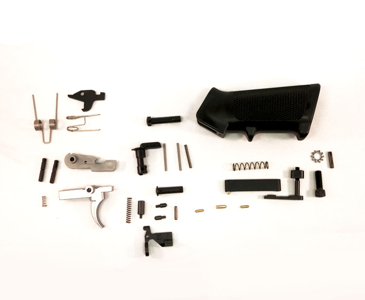 5 56 223 Lower Parts Kit Twisted Industries